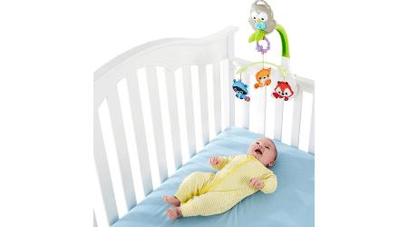 movil cuna bebe