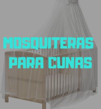 mosquitera cuna
