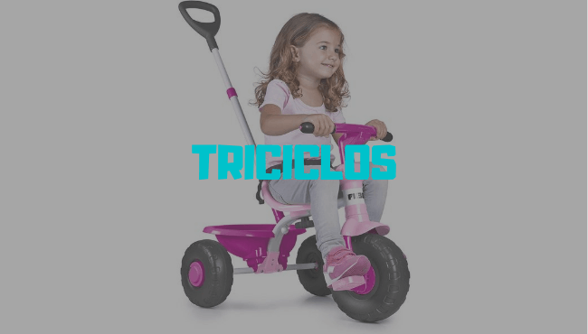 triciclo bebe evolutivo